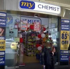 mychemistshop
